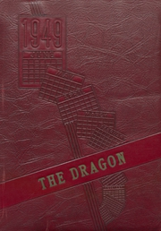 Mountainburg High School - Dragon Yearbook (Mountainburg, AR) online yearbook collection, 1949 Edition, Cover