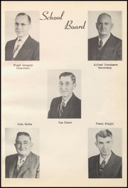 Page 15, 1949 Edition, Mountainburg High School - Dragon Yearbook (Mountainburg, AR) online yearbook collection