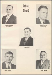 Page 15, 1950 Edition, Mountainburg High School - Dragon Yearbook (Mountainburg, AR) online yearbook collection