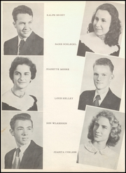 Page 12, 1958 Edition, Mountainburg High School - Dragon Yearbook (Mountainburg, AR) online yearbook collection