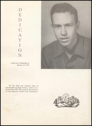 Page 6, 1958 Edition, Mountainburg High School - Dragon Yearbook (Mountainburg, AR) online yearbook collection