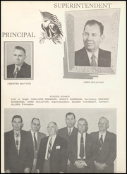 Page 8, 1958 Edition, Mountainburg High School - Dragon Yearbook (Mountainburg, AR) online yearbook collection