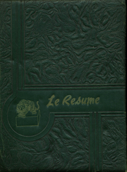 Mountair High School - Le Resume Yearbook (Lakewood, CO) online yearbook collection, 1952 Edition, Cover