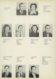 Page 15, 1952 Edition, Mountair High School - Le Resume Yearbook (Lakewood, CO) online yearbook collection