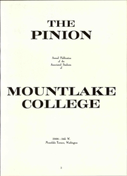 Page 9, 1965 Edition, Mountlake College - Pinion Yearbook (Everett, WA) online yearbook collection