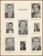 Page 11, 1956 Edition, Moyers High School - Annual Yearbook (Moyers, OK) online yearbook collection