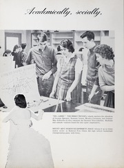 Page 12, 1960 Edition, Mount Airy High School - Airmont Yearbook (Mount Airy, NC) online yearbook collection