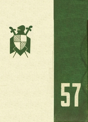 Mount Carmel Area High School - Carmelite Yearbook (Mount Carmel, PA) online yearbook collection, 1957 Edition, Cover