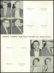 Page 14, 1957 Edition, Mount Carmel Area High School - Carmelite Yearbook (Mount Carmel, PA) online yearbook collection