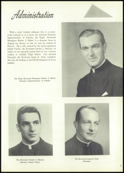 Page 11, 1956 Edition, Mount Carmel Catholic High School - Yearbook (Mount Carmel, PA) online yearbook collection