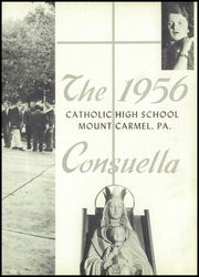 Page 7, 1956 Edition, Mount Carmel Catholic High School - Yearbook (Mount Carmel, PA) online yearbook collection