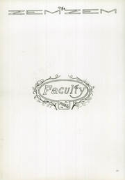 Page 10, 1936 Edition, Mount Healthy High School - Zem Zem Yearbook (Cincinnati, OH) online yearbook collection