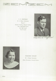 Page 15, 1936 Edition, Mount Healthy High School - Zem Zem Yearbook (Cincinnati, OH) online yearbook collection
