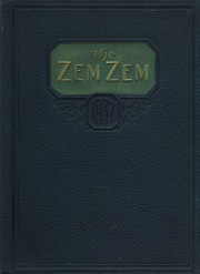 Mount Healthy High School - Zem Zem Yearbook (Cincinnati, OH) online yearbook collection, 1937 Edition, Cover