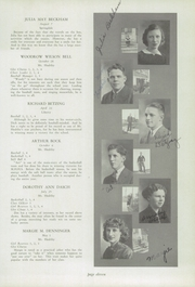 Page 15, 1937 Edition, Mount Healthy High School - Zem Zem Yearbook (Cincinnati, OH) online yearbook collection