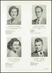 Mount Healthy High School - Zem Zem Yearbook (Cincinnati, OH) online yearbook collection, 1948 Edition, Page 15