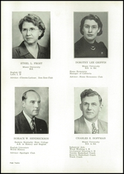 Mount Healthy High School - Zem Zem Yearbook (Cincinnati, OH) online yearbook collection, 1948 Edition, Page 16 of 116