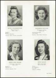 Mount Healthy High School - Zem Zem Yearbook (Cincinnati, OH) online yearbook collection, 1948 Edition, Page 17