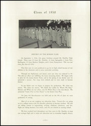 Mount Healthy High School - Zem Zem Yearbook (Cincinnati, OH) online yearbook collection, 1950 Edition, Page 15