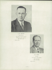 Page 10, 1951 Edition, Mount Healthy High School - Zem Zem Yearbook (Cincinnati, OH) online yearbook collection