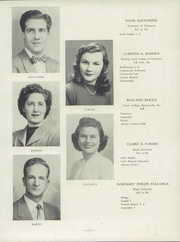Page 11, 1951 Edition, Mount Healthy High School - Zem Zem Yearbook (Cincinnati, OH) online yearbook collection