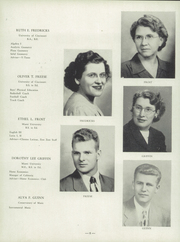 Page 12, 1951 Edition, Mount Healthy High School - Zem Zem Yearbook (Cincinnati, OH) online yearbook collection