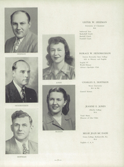 Page 13, 1951 Edition, Mount Healthy High School - Zem Zem Yearbook (Cincinnati, OH) online yearbook collection