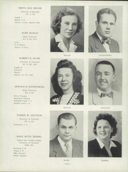 Page 14, 1951 Edition, Mount Healthy High School - Zem Zem Yearbook (Cincinnati, OH) online yearbook collection