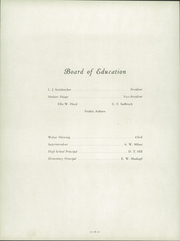Page 8, 1951 Edition, Mount Healthy High School - Zem Zem Yearbook (Cincinnati, OH) online yearbook collection