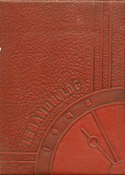 Mount Lebanon High School - Lebanon Log Yearbook (Pittsburgh, PA) online yearbook collection, 1948 Edition, Cover