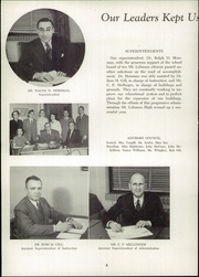 Page 12, 1948 Edition, Mount Lebanon High School - Lebanon Log Yearbook (Pittsburgh, PA) online yearbook collection