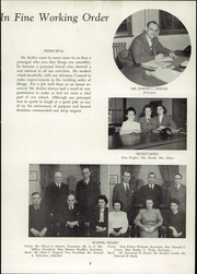 Page 13, 1948 Edition, Mount Lebanon High School - Lebanon Log Yearbook (Pittsburgh, PA) online yearbook collection