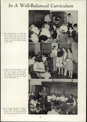 Page 17, 1948 Edition, Mount Lebanon High School - Lebanon Log Yearbook (Pittsburgh, PA) online yearbook collection