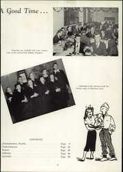 Page 9, 1948 Edition, Mount Lebanon High School - Lebanon Log Yearbook (Pittsburgh, PA) online yearbook collection