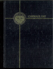 Mount Saint Mary Academy - Chrysalis Yearbook (Kenmore, NY) online yearbook collection, 1987 Edition, Cover