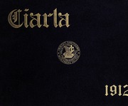 Muhlenberg College - Ciarla Yearbook (Allentown, PA) online yearbook collection, 1912 Edition, Cover