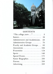 Page 8, 1965 Edition, Muhlenberg College - Ciarla Yearbook (Allentown, PA) online yearbook collection