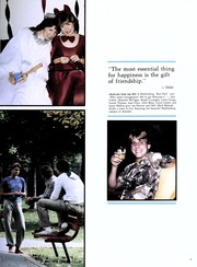 Page 13, 1986 Edition, Muhlenberg College - Ciarla Yearbook (Allentown, PA) online yearbook collection