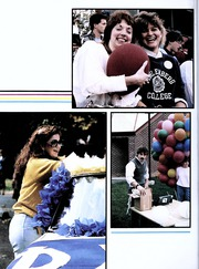 Page 16, 1986 Edition, Muhlenberg College - Ciarla Yearbook (Allentown, PA) online yearbook collection
