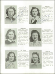 Muhlenberg High School - Muhltohi Yearbook (Laureldale, PA) online yearbook collection, 1941 Edition, Page 10 of 56