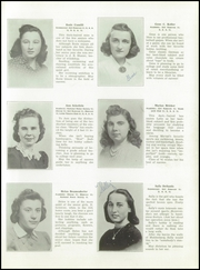 Muhlenberg High School - Muhltohi Yearbook (Laureldale, PA) online yearbook collection, 1941 Edition, Page 9