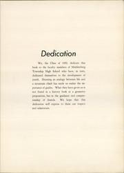 Page 7, 1952 Edition, Muhlenberg High School - Muhltohi Yearbook (Laureldale, PA) online yearbook collection