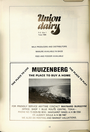 Page 14, 1988 Edition, Muizenberg High School - Yearbook (Cape Town, South Africa) online yearbook collection
