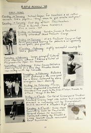 Page 15, 1988 Edition, Muizenberg High School - Yearbook (Cape Town, South Africa) online yearbook collection
