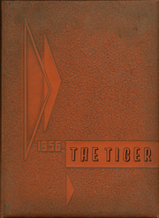 Mulberry High School - Tiger Yearbook (Mulberry, KS) online yearbook collection, 1956 Edition, Cover