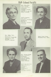 Page 11, 1956 Edition, Mulberry High School - Tiger Yearbook (Mulberry, KS) online yearbook collection