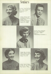 Page 12, 1956 Edition, Mulberry High School - Tiger Yearbook (Mulberry, KS) online yearbook collection