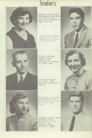 Page 13, 1956 Edition, Mulberry High School - Tiger Yearbook (Mulberry, KS) online yearbook collection