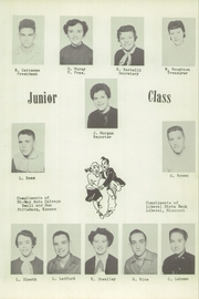 Page 15, 1956 Edition, Mulberry High School - Tiger Yearbook (Mulberry, KS) online yearbook collection