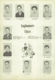 Page 16, 1956 Edition, Mulberry High School - Tiger Yearbook (Mulberry, KS) online yearbook collection